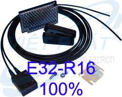 E32-R16 ,Cảm biến quang Omron E32-R16, Giá rẻ-Tin cậy-Hà Nội,