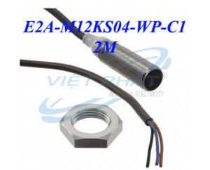 E2A-M12KS04-WP-C1 2M