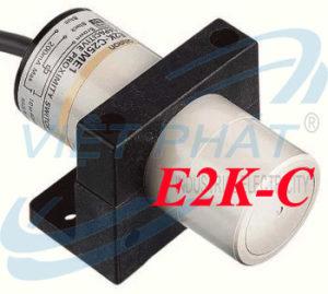 Cảm biến điện dung Omron E2K-C,Thiết bị điện Việt Phát