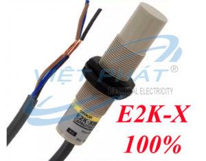 Cảm biến điện dung Omron E2K-X, Giá rẻ Uy Tín 100%