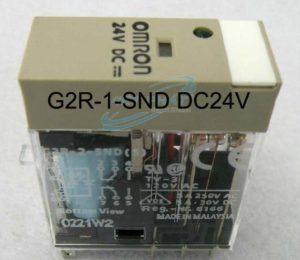 Rơ le cảm biến OMRON G2R-1-SND 24DC