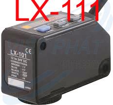 Cảm biến phát hiện vạch màu Panasonic LX-111
