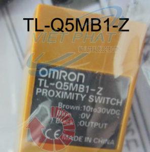 Cảm biến tiệm cận Omron TL-Q5MB1 2M, TL-Q5MB1 Z