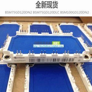 BSM100GD120DN2 BSM100GD120DLC BSM75GD120ND2/DLC