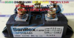 IGBT DF50BA80-Thiết bị điện Việt Phát – SANREX