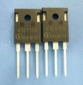 Infineon IGBT transistor K15T120 IKW15T120 – Thiết bị điện Việt Phát