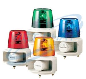 Đèn báo hiệu quay Patlite RT-24A-R, RT-100A-R, RT-200A-R