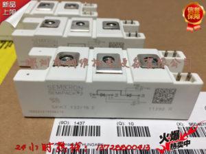 IGBT SEMIKRON SKKT132 / 12E SKKT132 / 14E SKKT132 / 16E