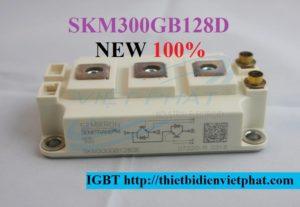 SKM300GB128D – Thiết bị điện Việt Phát – Chính hãng 100%