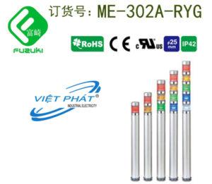 ME-302A-RYG Tháp tín hiệu Patlite 3 tầng