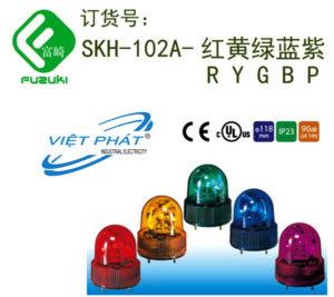 SKH-102A-R | Đèn LED xoay cảnh báo PATLITE SKH-102A-R