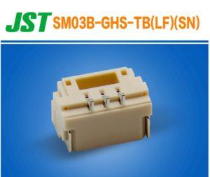 SM03B-GHS-TB(LF)(SN), JST SM03B-GHS-TB(LF)(SN)|Thiết bị điện Việt Phát