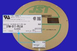 SYM-01T-P0.5A JST